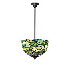 Tiffany Strakke Hanglamp Hortensia