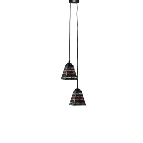 Tiffany Kroonluchter Industrial Small 2