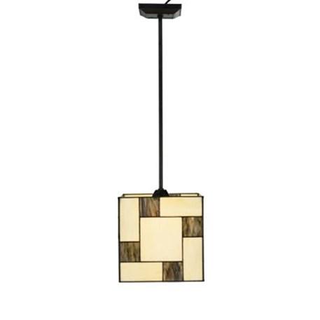 Tiffany Hanglamp Mondriaan