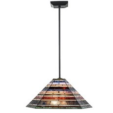 Tiffany Hanglamp Industrial large pendel