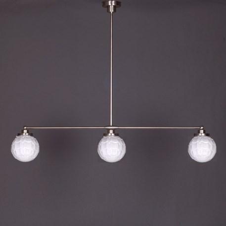 Hanglamp 3-Lichts met Artichoke