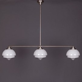 Hanglamp 3-Lichts met Small Pointy