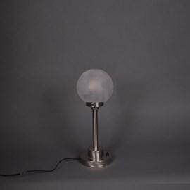 Tafellamp Bol Satijn