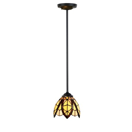 Tiffany Hanglamp Flow Souplesse pendant