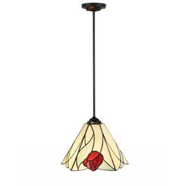 Hanglamp Tiffany Tulip pendant