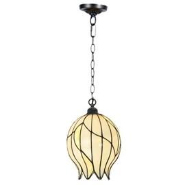Tiffany Hanglamp Nature Open aan Ketting